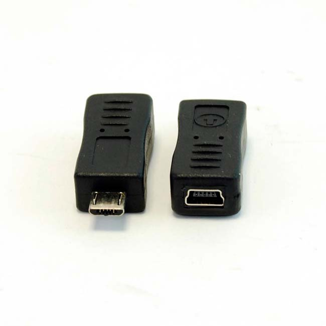ADAPTADOR MICRO USB 5PM/ MINI USB 5 PH