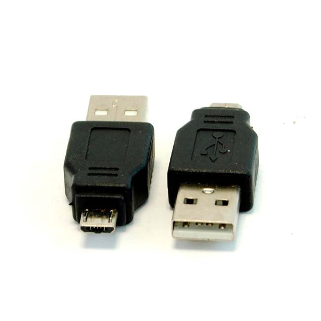 ADAPTADOR USB AM/ MICRO USB 5 PM