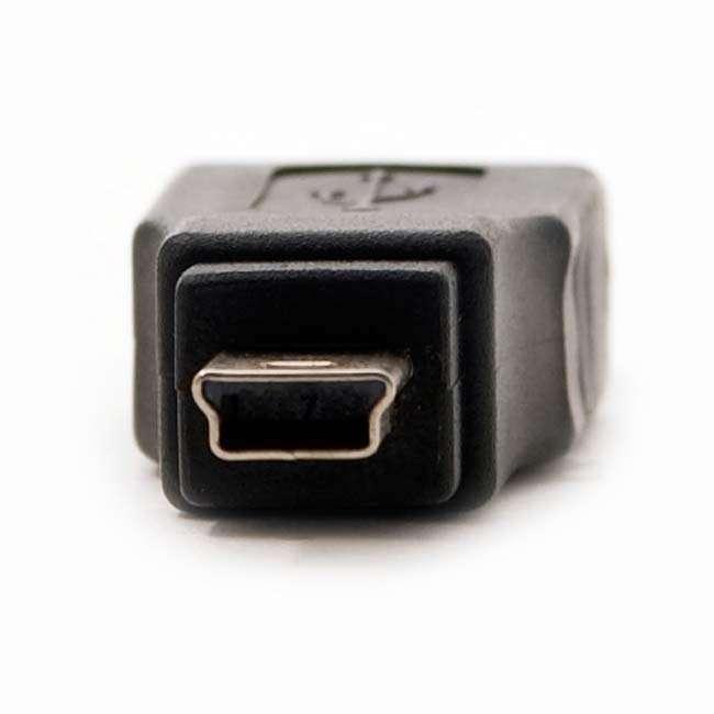 ADAPTADOR USB AM / MINI USB 5P M