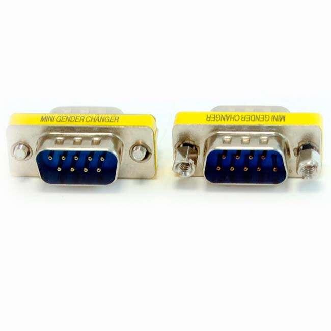 ADAPTADOR DB9 M/M MINI Type