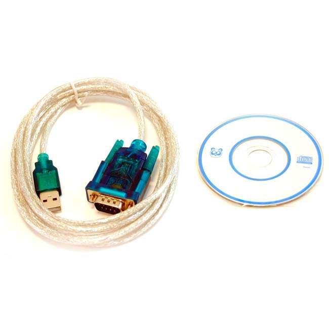 ADAPTADOR CONVERSOR - DB9- USB