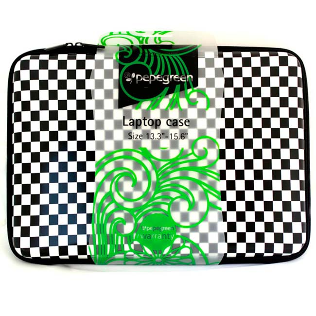 "NETBOOK BAGS 15,6"" HARD SIDE CHESS"