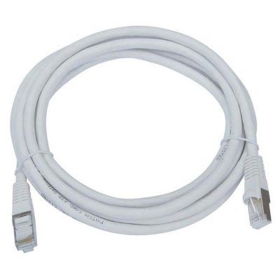LATIGUILLO COLOR GRIS RJ45 Cat 6 FTP 1M 24AWG LSZH