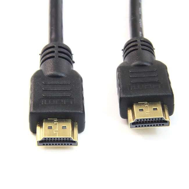CABLE HDMI V1.4 CONECTOR FERRITA AM-AM ORO – 5 METROS