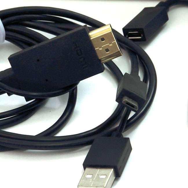 CABLE MHL A HDMI DE 1.8 M