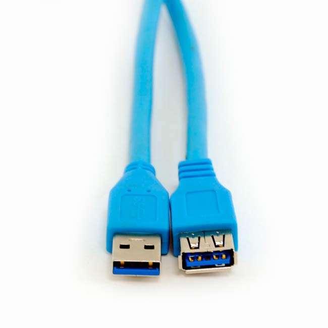 CABLE USB 3.0 ALARGADOR TIPO AM-AH - 5 METROS