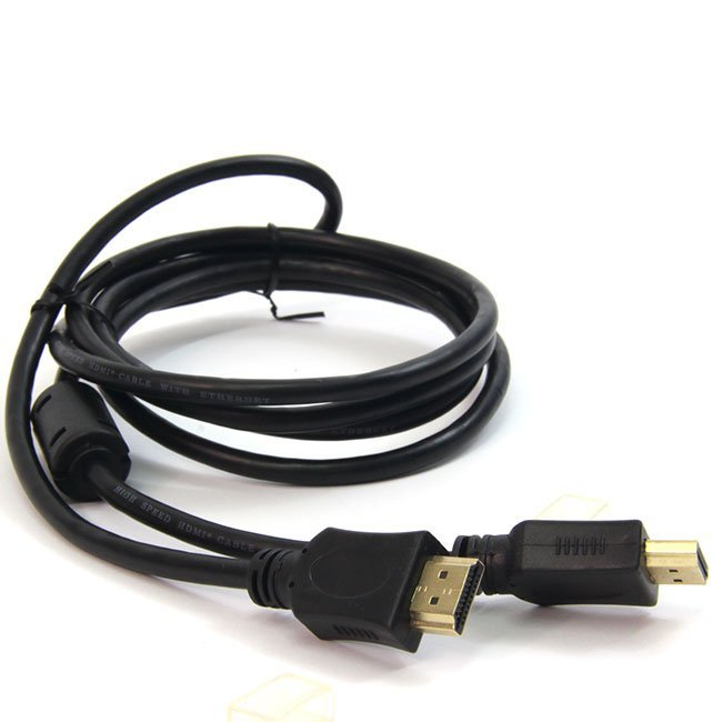 CABLE HDMI 4K 1M