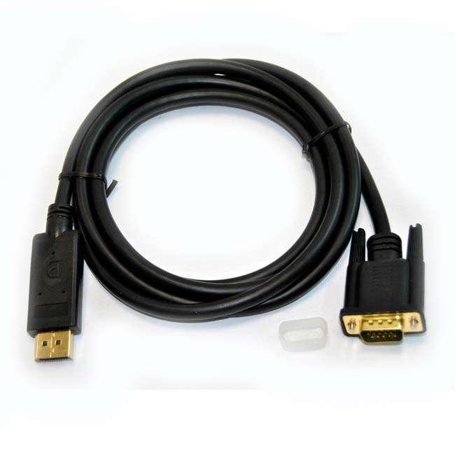 CABLE DISPLAY PORT M - VGA M - 1.8 METROS