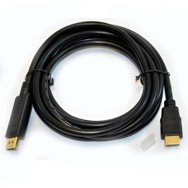 CABLE DISPLAY PORT M - HDMI M - 3 METROS