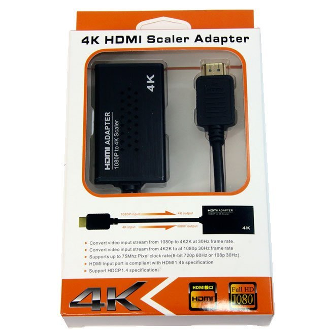 CONVERSOR DIGITAL HDMI A 4K