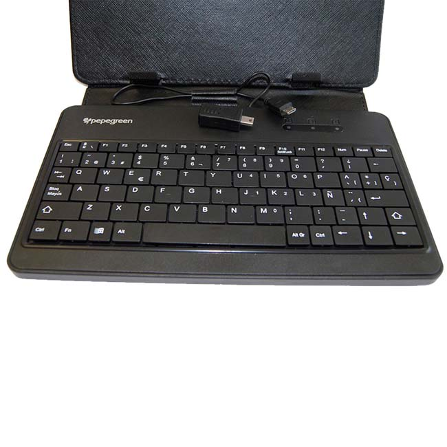Funda tablet 7 con teclado espa ol - Funda tablet con teclado 7 ...