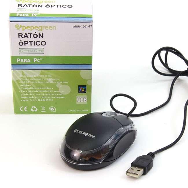 RATON CON CABLE ESTANDAR