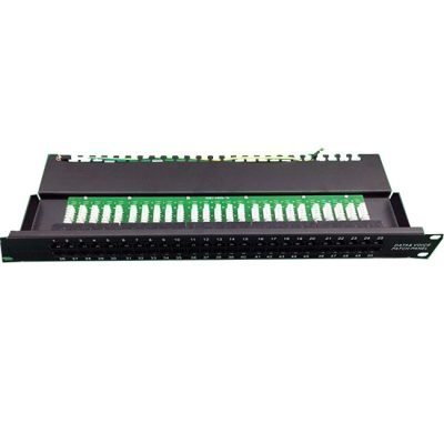 PATCH PANEL 50 BOCAS Cat 3