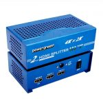 SPLITTER HDMI 1 INPUT - 2 OUTPUT (1.4V) 4K, 2K, 3D