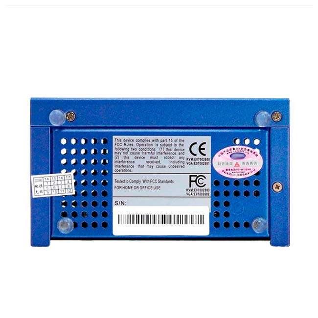 SPLITTER HDMI 1 ENTRADA - 2 SALIDAS (1.4V) 4K. 2K. 3D