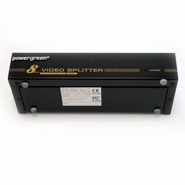 SPLITTER VGA 8 SALIDAS (450MHZ)