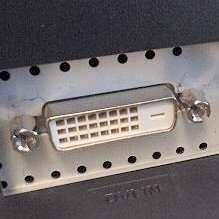 Conector DVI